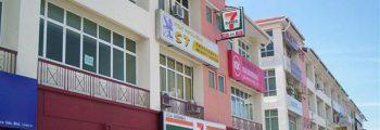 Pusat Perniagaan Raja Uda Phase 4 started