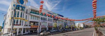 Pusat Perniagaan Raja Uda Phase 5 started