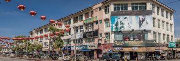Pusat Perniagaan Raja Uda Phase 1 started